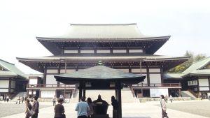 成田山新勝寺本堂