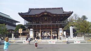 大本山成田山新勝寺のパワースポット探索(千葉県)