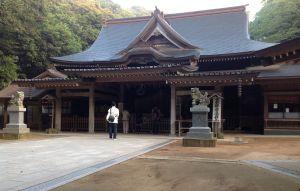 猿田神社お水取り会