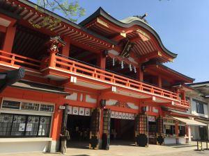 千葉神社でお水取り パワースポットはここだ!(千葉県)