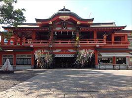 千葉神社本殿