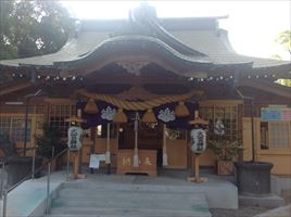 大宮神社本殿