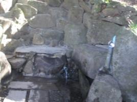 姉埼神社御霊泉