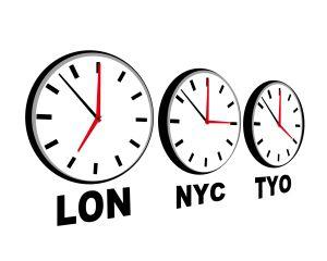 海外旅行の祐気取りの時差は?