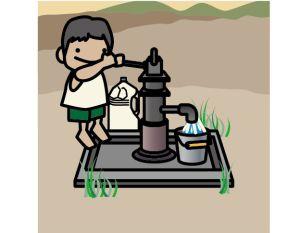 お水取りの取水時間はどうするか?