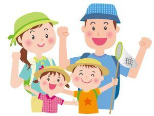 家族旅行で子供連れの吉方位はどのように判定するのか?