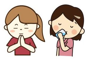 参拝と取水