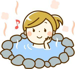 参拝前の温泉入浴では気付きは現れない?