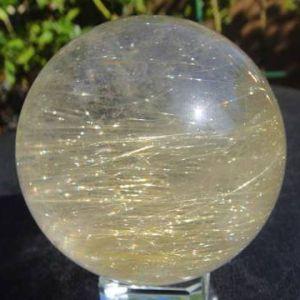 ルチル水晶