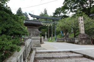 榛名神社でお水取りが禁止になった?その3
