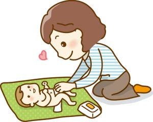 年盤節入り前後の里帰り出産 帰宅はどうすればいいのか?